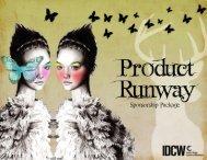 2013 - Product Runway