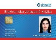 Elektronická zdravotná knižka