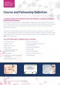 fellowship certification in aesthetic medicine (fam) - American ... - Page 4