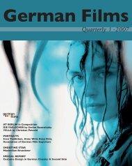Quarterly 1 · 2007 - german films