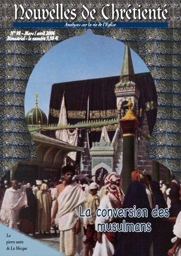 Nouvelles de Chrétienté 77 - Dici