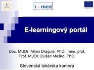 E-learningový portál