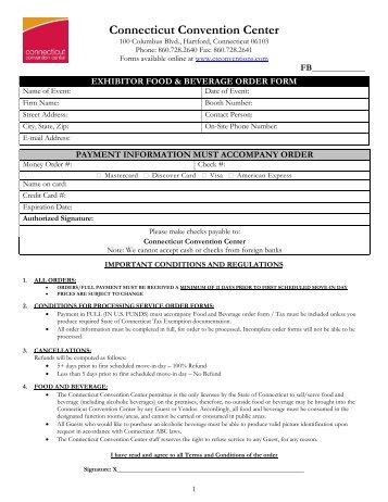 Food Order Form. Food Order Form Sample Example Format Download 11 ...