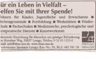 Pressespiegel April 2006 (6 mb) - Stiftung Eben-Ezer