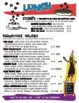 Cafe Menu - NJ Menus - Page 4