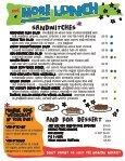 Cafe Menu - NJ Menus - Page 5
