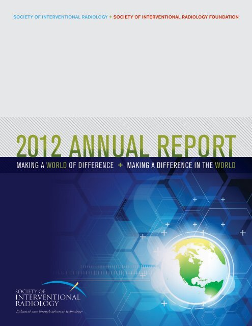2012 Annual Report - SIR Foundation