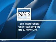 NACK Webinar Slides - MATEC NetWorks