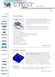 Download .pdf - CST Electronics