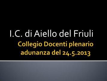 Presentazione standard di PowerPoint - Istituto Comprensivo Destra ...