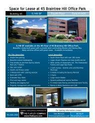45 Bhop flyer Suite 4400 flyerB - no furniture - Flatleyco.com