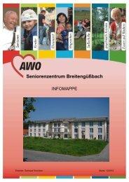 Seniorenzentrum Breitengüßbach - AWO Bamberg