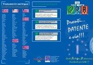 Pieghevole SIDA Patente ORA - PATENTE.it