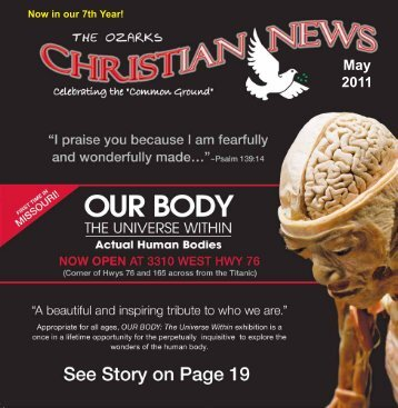 May 2011 - Ozarks Christian News
