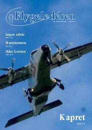 Last ned PDF - Norsk Flygelederforening