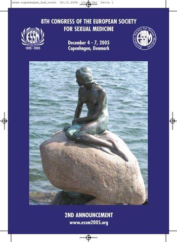 8th Congress of the European Society for Sexual Medicine ... - SFMS