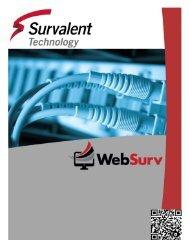 Características - Survalent Technology