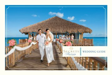 Customized Wedding Services - AMResorts