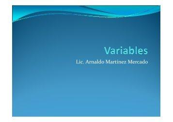 Variables [Modo de compatibilidad]