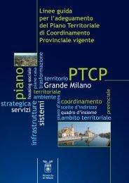 Linee Guida PTCP - Provincia di Milano