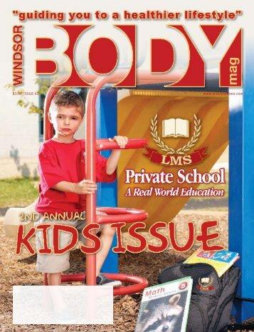 5 - Windsor Body Magazine