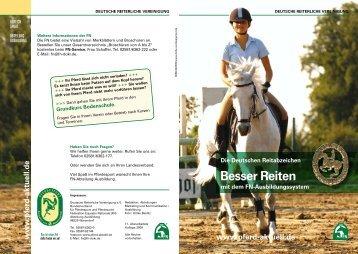 Besser Reiten - Reit- und Fahrverein Avenwedde