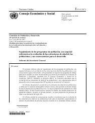 Consejo Económico y Social - Red Latinoamericana de Gerontología