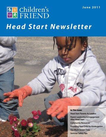June, 2011 issue - English