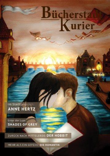 6. Ausgabe - Bücherstadt Kurier - WordPress.com