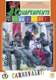Marzo - Aprile - 2007 - Comune di Acquapendente