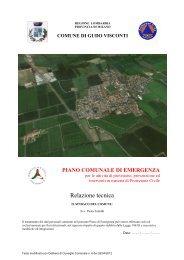 Relazione Illustrativa - Comune di Gudo Visconti
