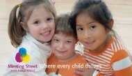 Where every child thrives - Meeting Street