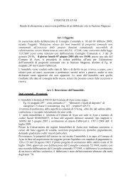 BANDO VENDITA IMMOBILE Magneaz - Comune di Ayas