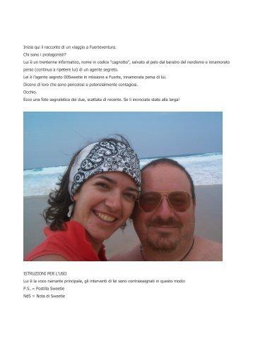 Diario Fuerteventura - E a volte, quando cadi, voli