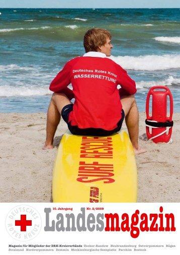Landesmagazin - DRK Kreisverband Rügen e.V.