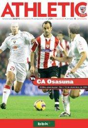 boletín (pdf) - Athletic Club