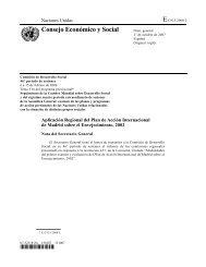 Consejo Económico y Social - UNECE