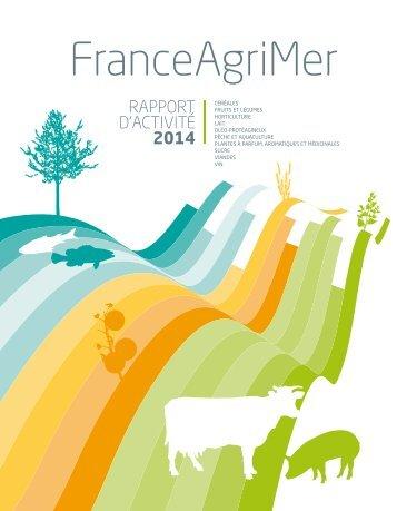 Rapport-activite-2014-FranceAgriMer
