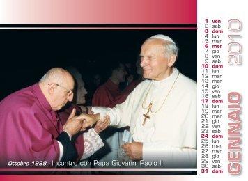 calendario in formato elettronico - Centro Giovanile Don Bosco