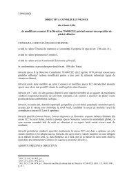 31994L0024 DIRECTIVA CONSILIULUI 94/24/CE din 8 ... - AGVPS