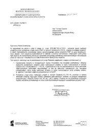 wyjaśnienia IZ odnośnie zasad realizacji projektów w ramach ...