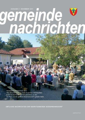 Rat und Hilfe im Trauerfall Rat und Hilfe im ... - Biedermannsdorf