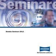 Standox Seminare 2012