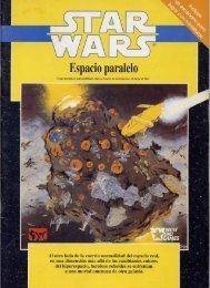 Star Wars - D6 - Aventura Oficial - Espacio Paralelo.pdf - Baykock