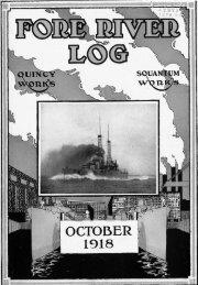 Vol. 4 no.3 (October, 1918) - Thomas Crane Public Library