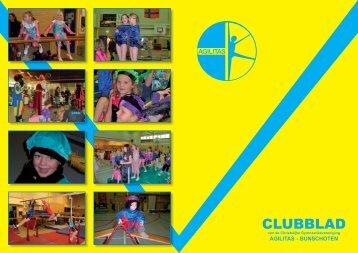 Clubblad Agilitas