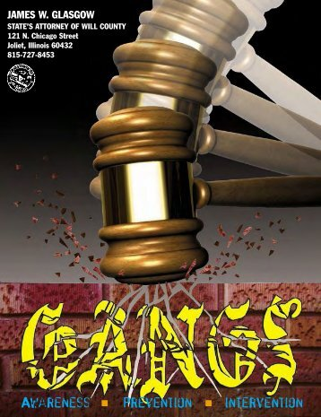 Gangs: Awareness, Prevention, Intervention - Community ...