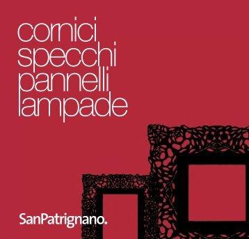 cornici+pannelli 23x22 OK:Layout 1 - San Patrignano