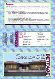 2011 bETFAGE.pub - Fondazione Laudato sì