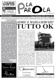 2006 - Anno I N.2 - Fornoms.net